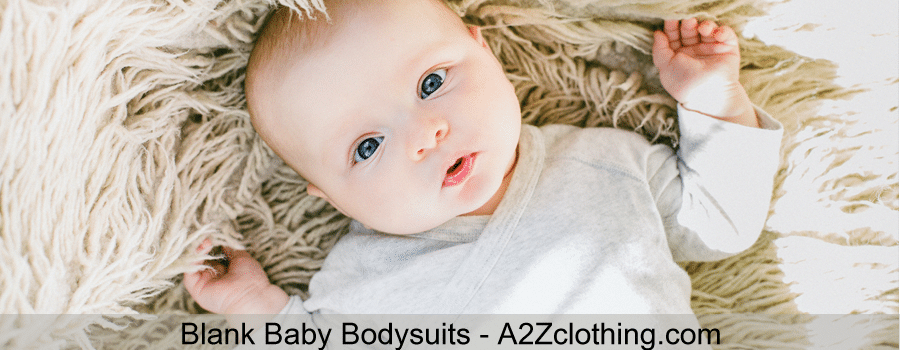 4 must have blank baby bodysuits